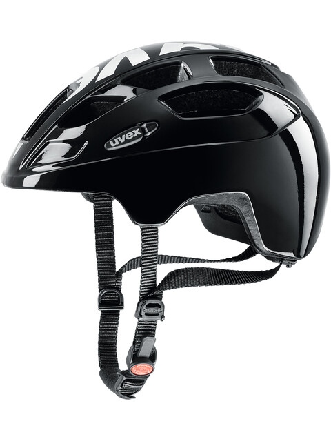 UVEX Finale Junior Helmet large black-white